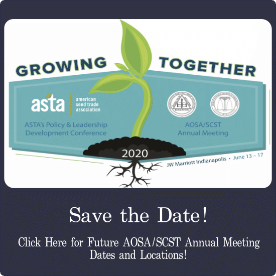 AOSA | SCST – Association of Official Seed Analysts | Society of